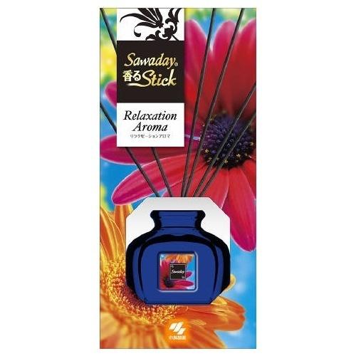 Sawaday香るStick / リラクゼーションアロマ / 50ml
