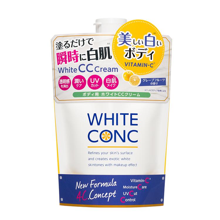 ホワイトCCクリーム / 200g / グレープフルーツの香り
