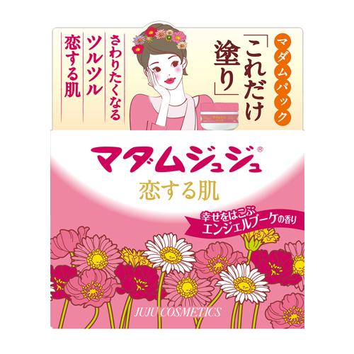 マダムジュジュ 恋する肌 / 45g / エンジェルブーケの香り