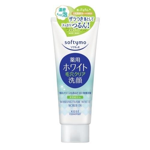 薬用洗顔フォームホワイトスクラブイン / 150g