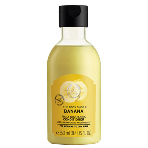 トゥルーモイスチャーコンディショナー BA(バナナ) / コンディショナー(本体) / 250ml / 完熟した甘いバナナの香りです。