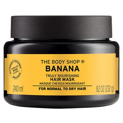 バナナ ヘアマスク / トリートメント(本体) / 240ml / 完熟した甘いバナナの香りです。
