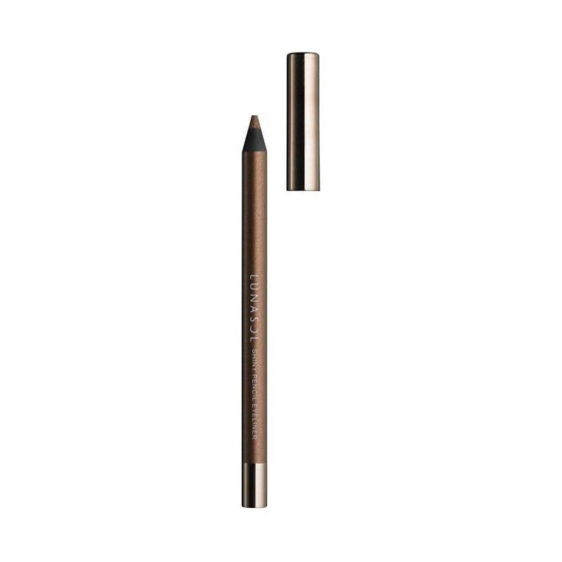 シャイニーペンシルアイライナー / 02 Copper Brown / 1.3g