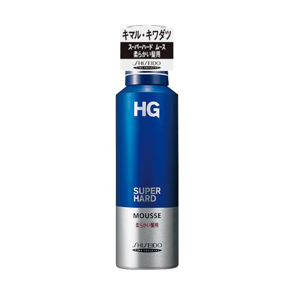 スーパーハードムースa 柔らかい髪用 / 180g / 後残りしない超微香性