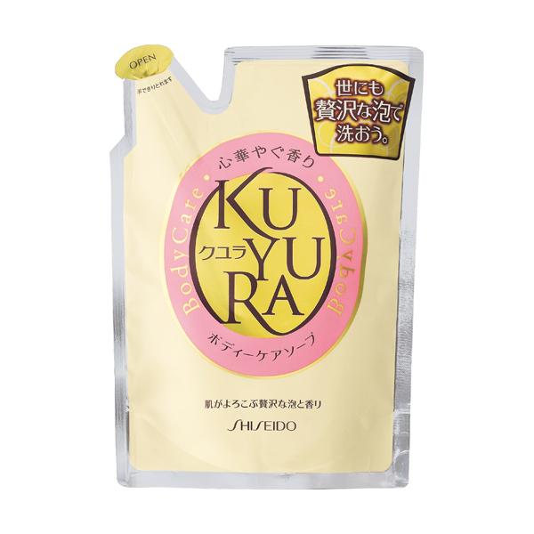 ボディーケアソープ(心華やぐ香り) / 詰替え / 400mL / 優雅なフローラルの心華やぐ香り