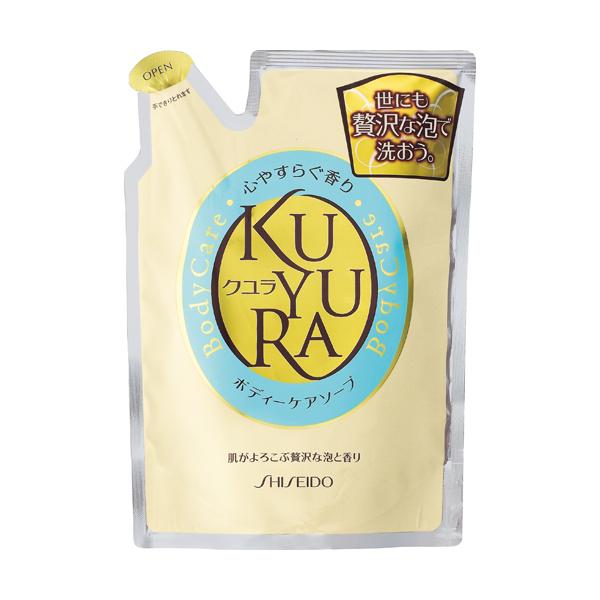 ボディーケアソープ(心やすらぐ香り) / 詰替え / 400mL / 穏やかなハーバルの心やすらぐ香り