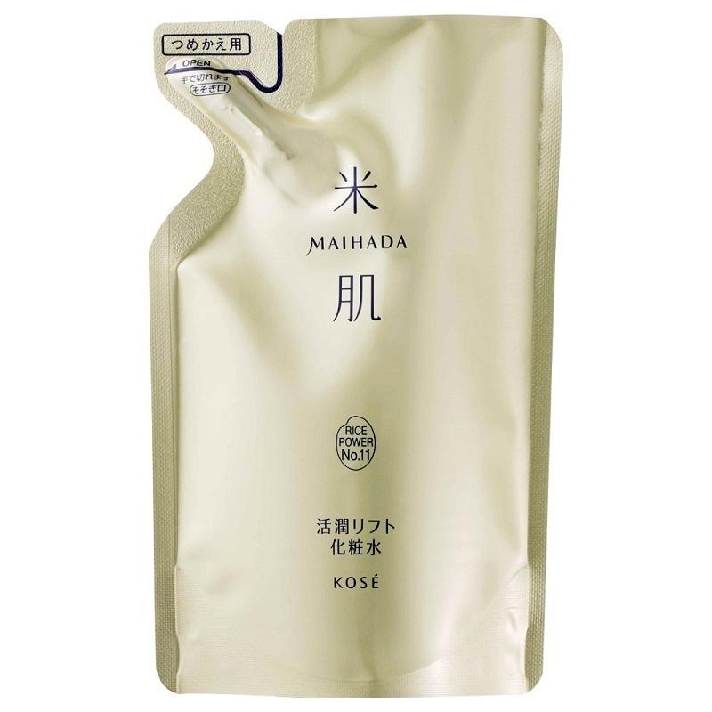 活潤リフト化粧水(つめかえ用) / 詰替え / 110mL / みずみずしさも併せ持つ絶妙なまろやかさ / 無香料