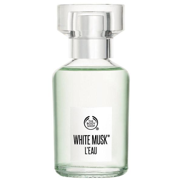 ホワイトムスク ロー オードトワレ / 本体 / 30ml / 花々の香りが踊る甘くて爽やかな香り