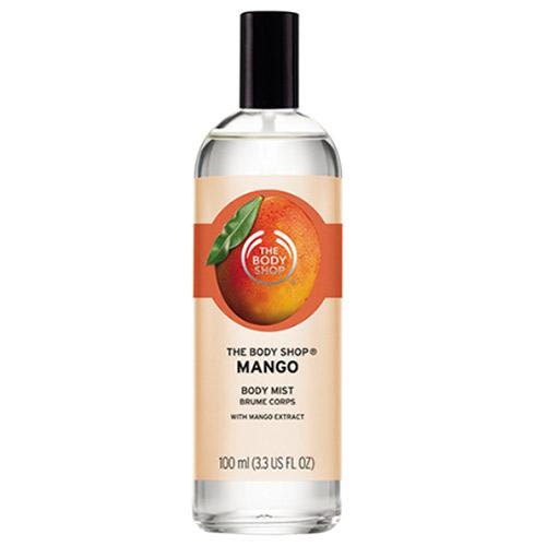 ボディミスト マンゴー / 本体 / 100ml / トロピカルなマンゴーの香り