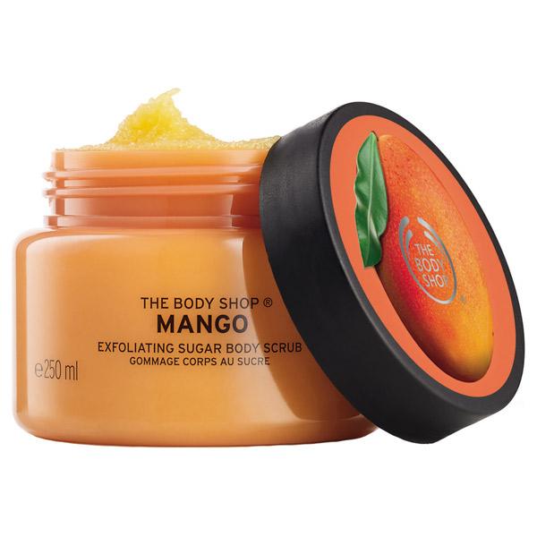 ボディスクラブ マンゴー / 本体 / 250ml / トロピカルなマンゴーの香り