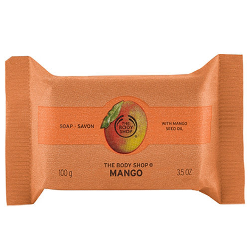 ソープ マンゴー / 本体 / 100g / トロピカルなマンゴーの香り