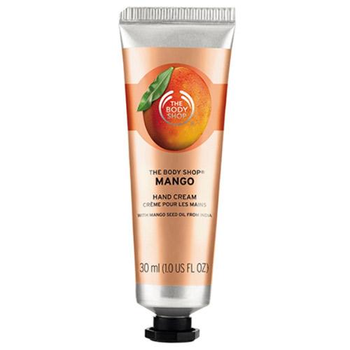 ハンドクリーム マンゴー / 本体 / 30ml / トロピカルなマンゴーの香り