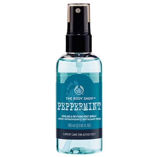 ペパーミント クーリング フットスプレー / 本体 / 100ml / ペパーミントオイルの爽やかな香り
