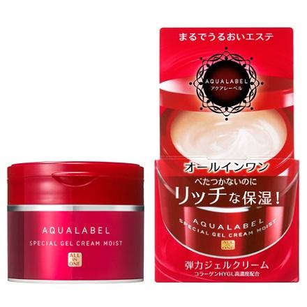 スペシャルジェルクリーム(モイスト) / 本体 / 90g / ライトローズの香り