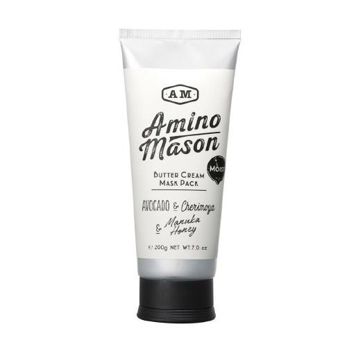 アミノメイソン モイスト バターミルク マスクパック / 本体 / 200g / ホワイトローズブーケの香り