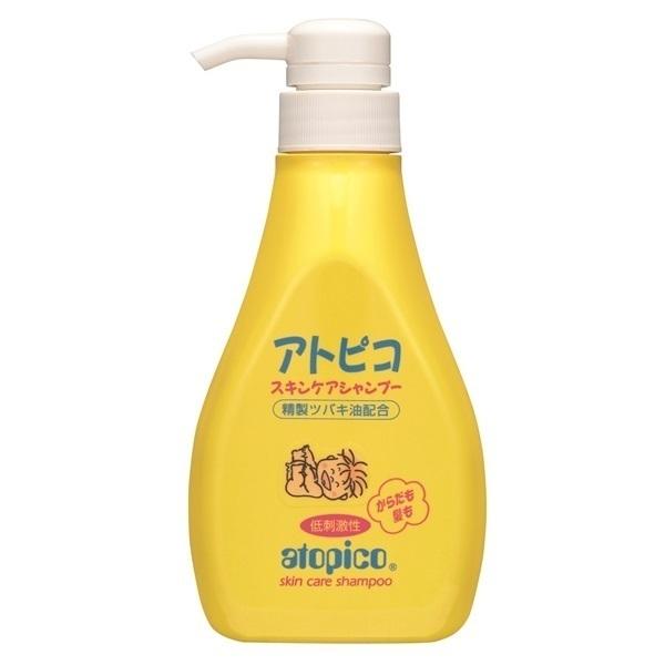 スキンケアシャンプー / シャンプー / 400mL / 無香料