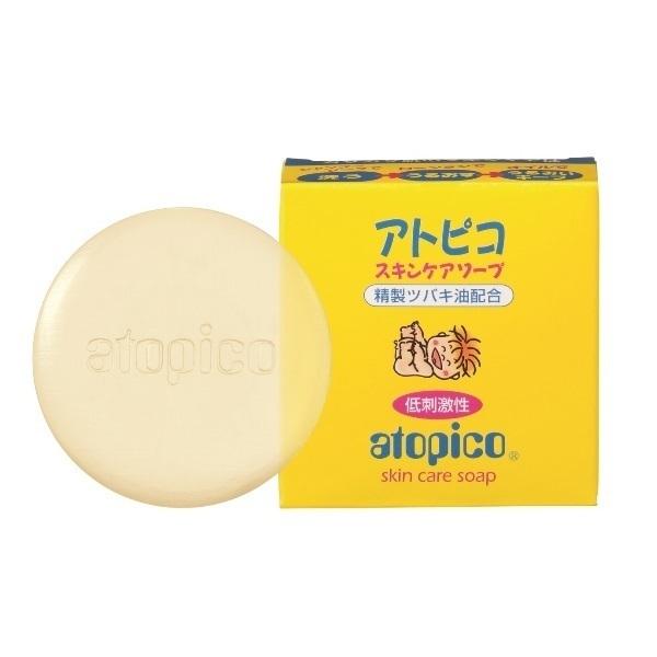 スキンケアソープ / 本体 / 80g / 無香料