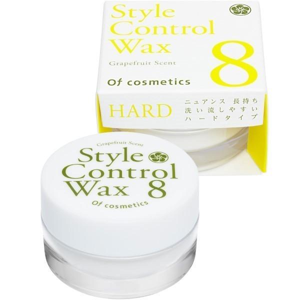 スタイルコントロールワックス・8 / 本体 / 30g / グレープフルーツの香り