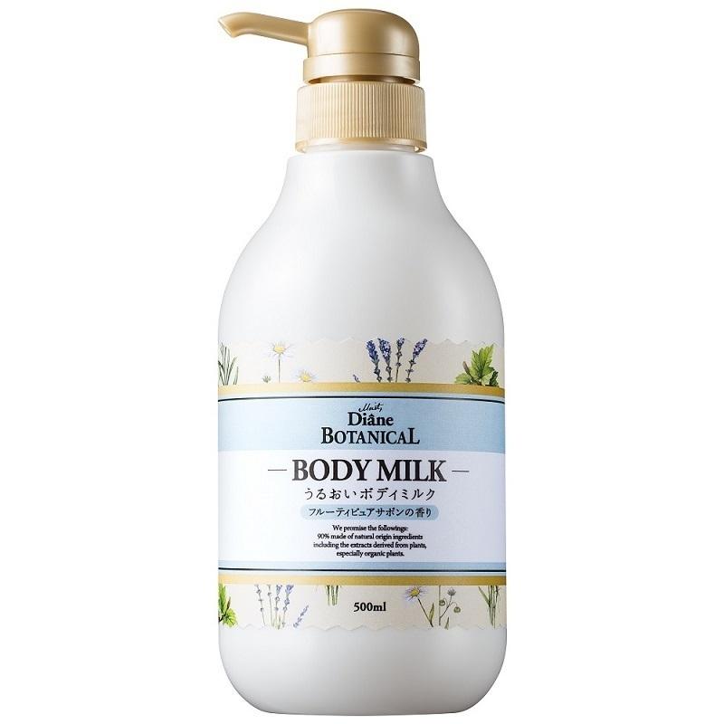 ボタニカル ボディミルク フルーティ ピュアサボン / 大容量 / 500ml