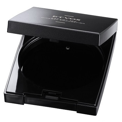 クリーミィタップミネラルファンデーション ブラックケース / W66×D20×H77