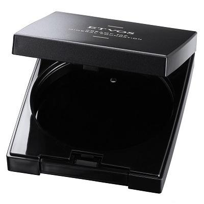 クリーミィタップミネラルファンデーション ブラックケース / ケース / W66×D20×H77