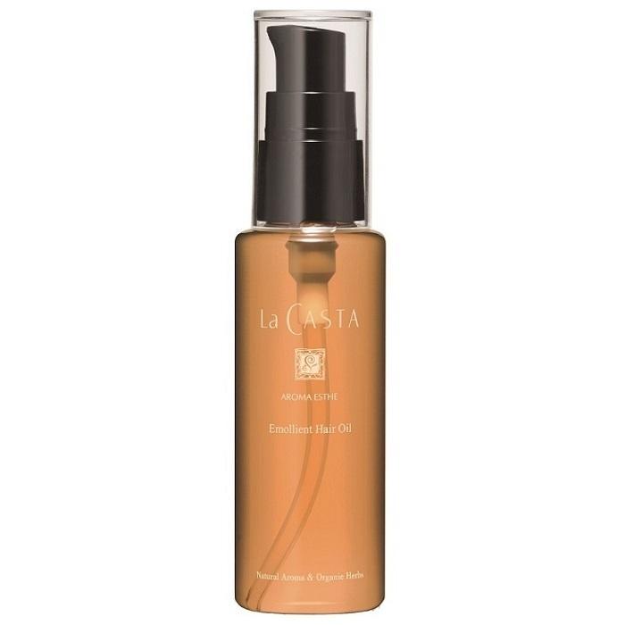 アロマエステ エモリエント ヘアオイル / 本体 / 60ml / 甘さのあるフローラルハーブの芳醇な香り