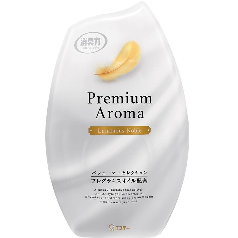 玄関・リビング用 消臭力 Premium Aroma / 本体 / ルミナスノーブル