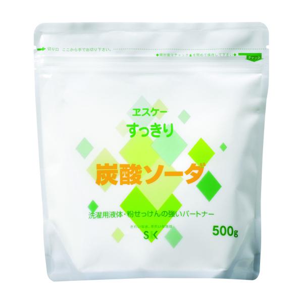すっきり炭酸ソーダ / 500g