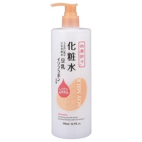 豆乳イソフラボン化粧水 / 500ml
