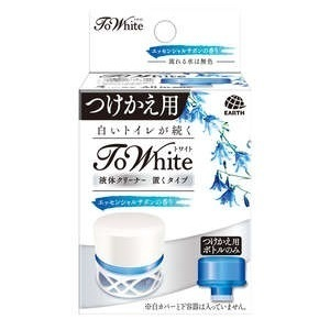 トワイト 液体クリーナー置くタイプ / 詰替え / 65ml / エッセンシャルサボン
