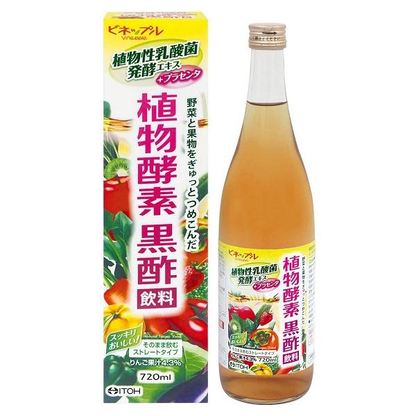 ビネップル 植物酵素黒酢飲料 / 720ml