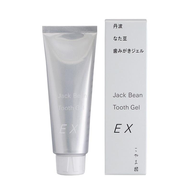 丹波なた豆歯みがきジェルEX / 120g