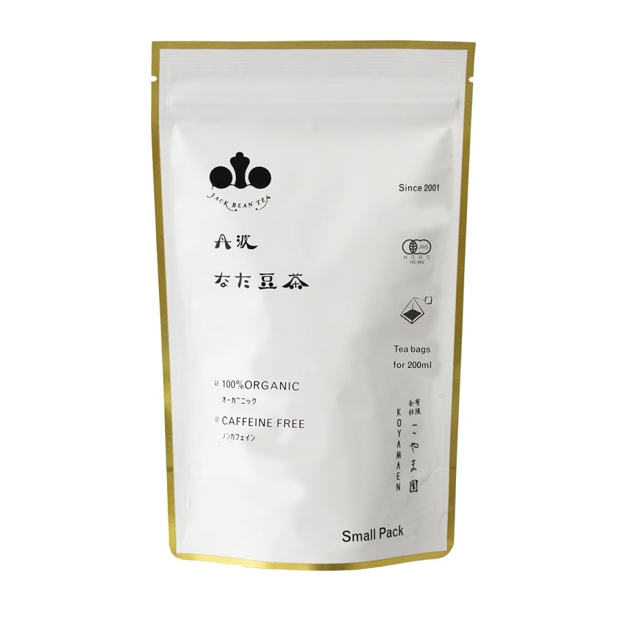 丹波なた豆茶 / Small Pack(有機JAS) / 19.2g(1.2g×16個入)