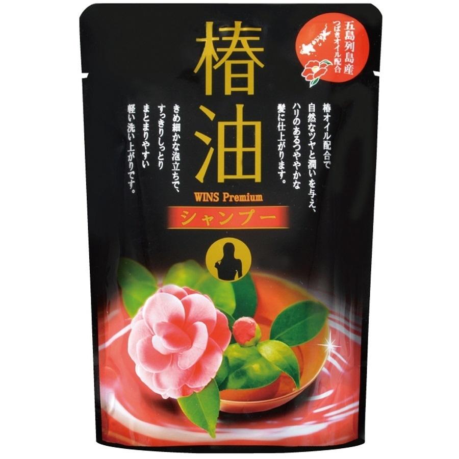 プレミアム椿オイルシャンプー / シャンプー(詰替) / 400ml