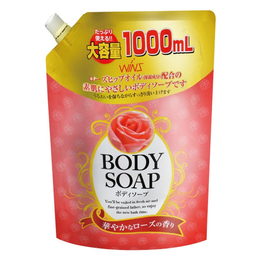 ボディソープ ローズ / 大容量詰替 / 1000ml