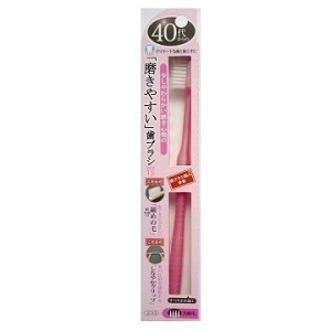磨きやすい歯ブラシ / LT-15 40代からの 先細