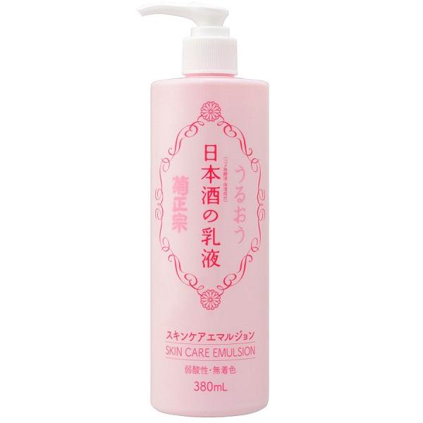 日本酒の乳液RN / 380ml / 日本酒の香り
