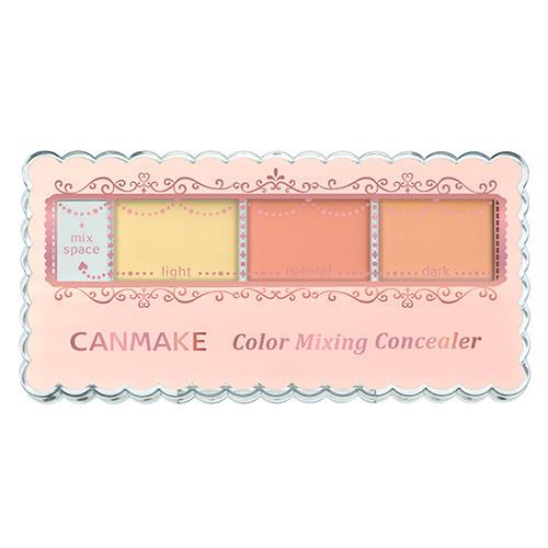 カラーミキシングコンシーラー / SPF50 / PA++++ / C12 イエロー&オレンジベージュ / 3.9g