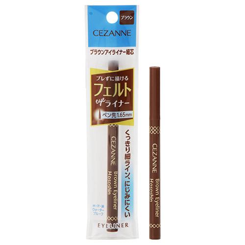 ブラウンアイライナー細芯 / ブラウン / 0.4g