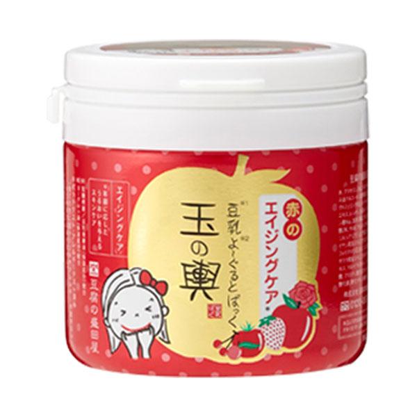 豆乳よーぐるとぱっく玉の輿 赤のエイジングケア / 本体 / 150g / フルーティーフローラル