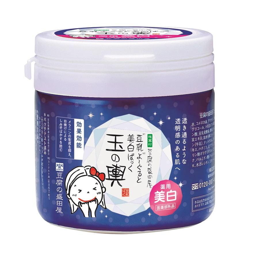 豆乳よーぐると美白ぱっく玉の輿 / 本体 / 150g / ピーチヨーグルト
