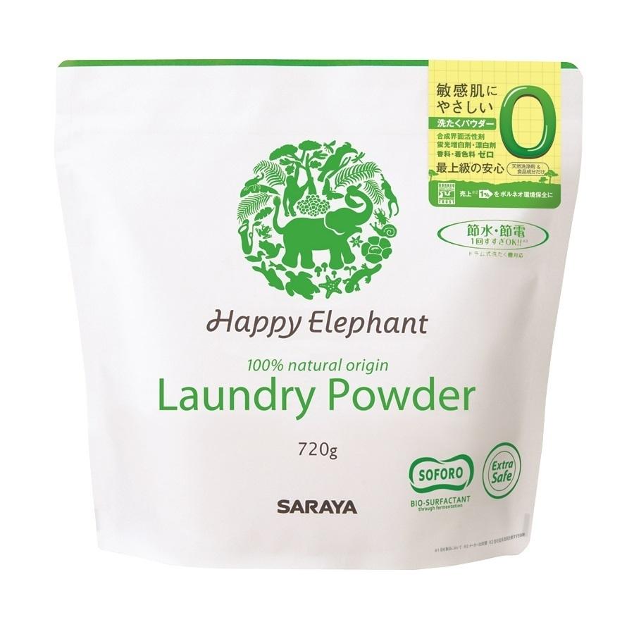 洗たくパウダー / 720g / 無香料