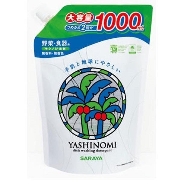 ヤシノミ洗剤 / 詰替用2回分 / 1000mL / 無香料
