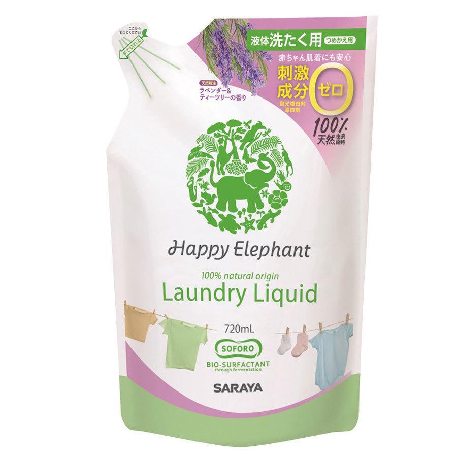 液体洗たく用洗剤 / 詰替用 / 720mL