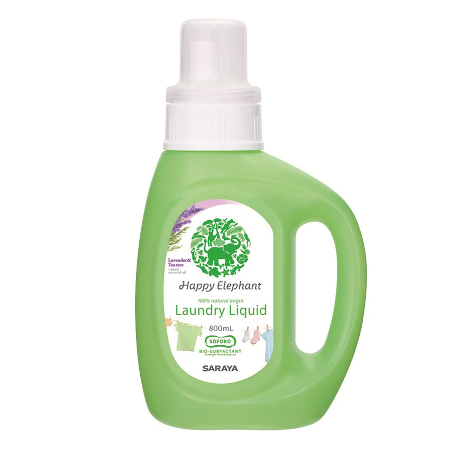 液体洗たく用洗剤 / 800mL
