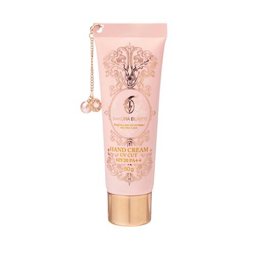 フレグランス UV CUT ハンドクリーム / SPF20 / PA++ / 50g / フルーティブロッサムの香り