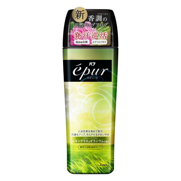 エピュール レモングラス&ゼラニウムの香り / 本体 / 400g / レモングラス&ゼラニウムの香り