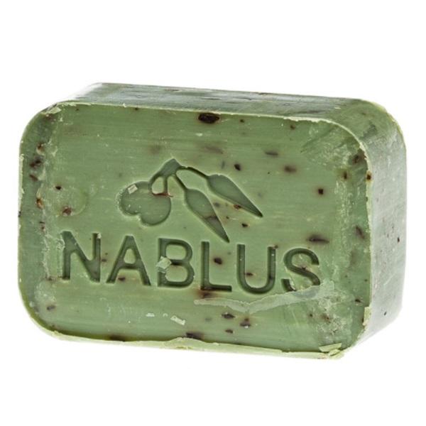 ナーブルスソープ(タイム)オーガニック・ヴィーガン洗顔&ボディー石鹸 / 100g / タイムの香り