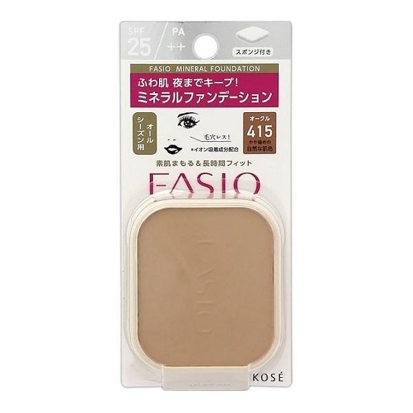 ミネラル ファンデーション / SPF25 / PA++ / オークル・415 / 9g
