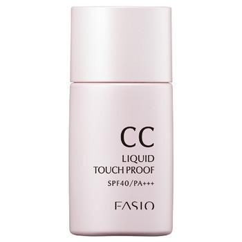 CC リキッド タッチプルーフ / SPF40 / PA+++ / 自然な肌色・02 / 30mL